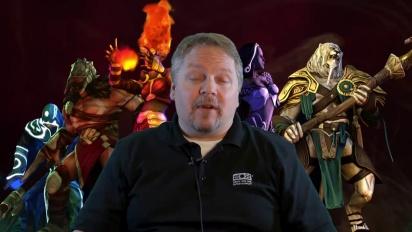 Magic The Gathering: Tactics - Video Log