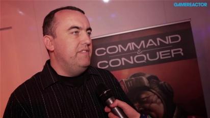 E3 13: Command & Conquer-intervju