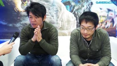 Monster Hunter 4 Ultimate-intervju