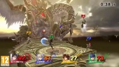 Super Smash Bros. for Nintendo 3DS & Wii U - Umbra Clock Tower Gameplay
