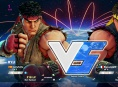 Gameplay: Street Fighter V beta - Ryu vs. Ryu