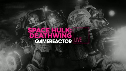 Vi spiller Space Hulk: Deathwing