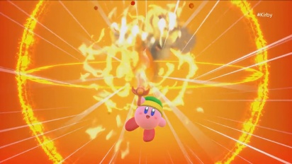 Kirby for Nintendo Switch - E3 2017 Announcement Trailer