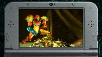 Metroid: Samus Returns - Official Game Trailer