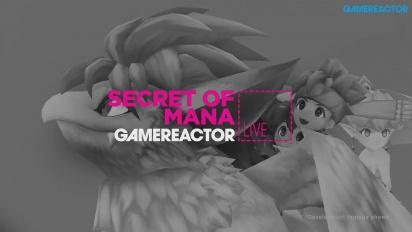 Secret of Mana: Remake - Livestreamreprise