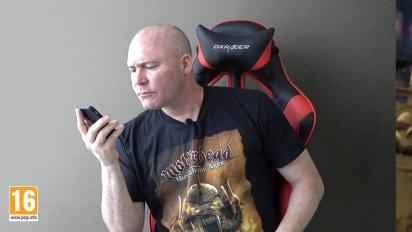 Victor Vran: Overkill Edition - Doug Cockle spør Siri