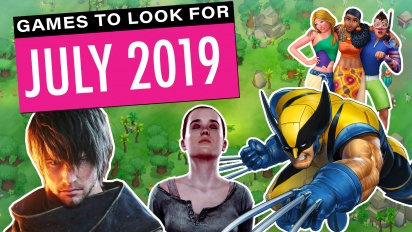 Games To Look For - Juli 2019