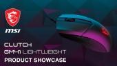 MSI Clutch GM41 Lightweight - Produktfremvisning