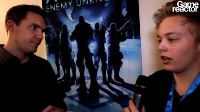 GC 12: Xcom: Enemy Unknown-intervju