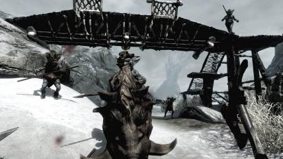 The Elder Scrolls V: Skyrim - Dragonborn Trailer