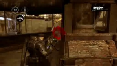 Gears of War Annex gameplay