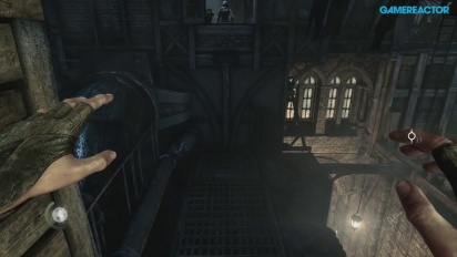 Gameplay: Thief (Prologue) PC