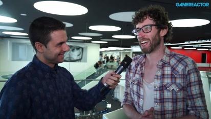 Gamelab 2015: The Talos Principle & FTL-intervju