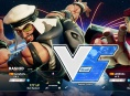 Gameplay: Street Fighter V beta - Rashid vs. M. Bison