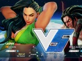 Gameplay: Street Fighter V beta - Laura vs. Necalli