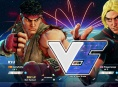 Gameplay: Street Fighter V beta - Ryu vs. Ken