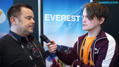 Everest VR - Kjartan Emilsson-intervju