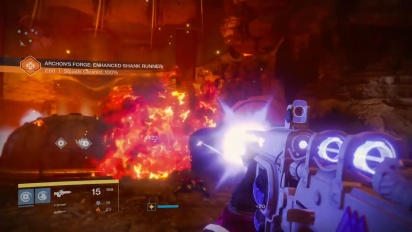 Gameplay - Destiny: Rise of Iron - Archons Forge