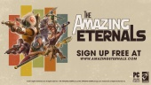 The Amazing Eternals - Make Your Move Trailer