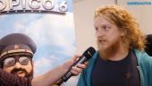 Tropico 6 - intervju med Leonard Tetzlaff
