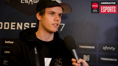 Finale i ESL Pro League  - intervju med Rez