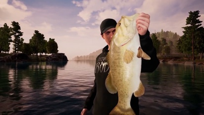 Fishing Sim World - Launch Trailer