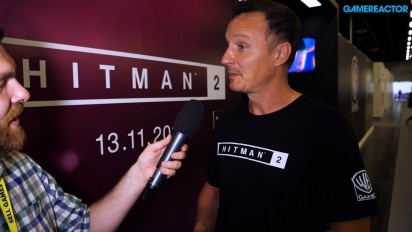 Hitman 2 - Eskil Møhl Interview