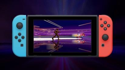 Sega Mega Drive Classics - Switch Reveal Trailer