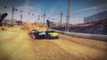 Dirt Showdown - Welcome to America Trailer