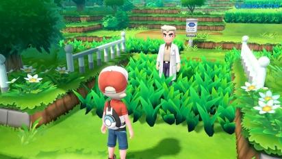 Pokémon: Let's Go Pikachu!/Let's Go Eevee! - Videoanmeldelse