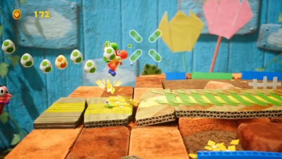 Yoshi's Crafted World - Japanese TV Commercial