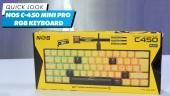 NOS C-450 Mini PRO - Quick Look
