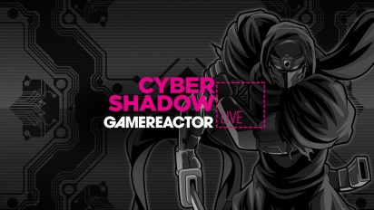 GR Live - Cyber Shadow
