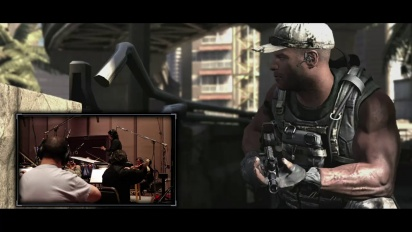 Socom 4: Special Forces - Behind the Scenes Music Trailer
