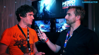 E3 2014: Metro Redux-intervju