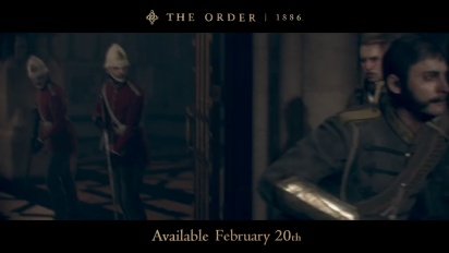 The Order 1886 - Story Trailer