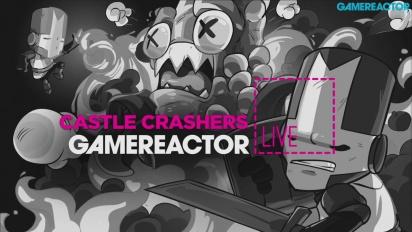 GRTV Live: Castle Crashers
