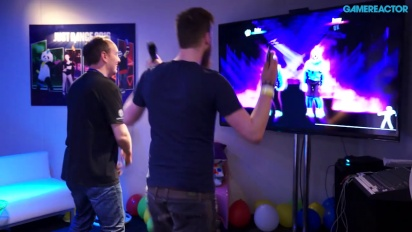 Just Dance 2016 - The Dancing Dóri-intervjuet