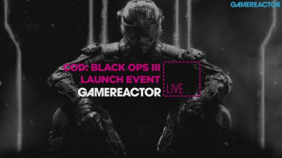 GRTV Live: Call of Duty: Black Ops III-lansering - del 1