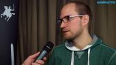Total War: Arena - Jan van der Crabben-intervju
