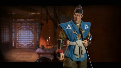 Civilization VI - First Look Japan Trailer