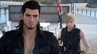 Final Fantasy XV - Extended TGS 2016 Trailer