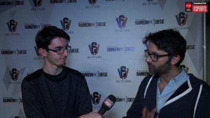 6 Invitational - Intervju med Alexandre Remy