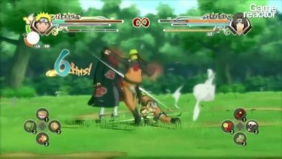 Ti minutter av Naruto Shippuden: Ultimate Ninja Storm Generations