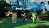 E3 17: Gameplay fra Mario + Rabbids Kingdom Battle