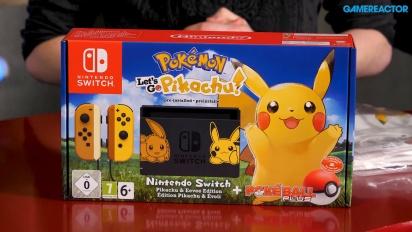 Pokémon: Let's Go Pikachu!/Let's Go Eevee! - Vi pakker opp premien