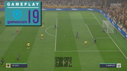 FIFA 20 - Gamescom Gameplay