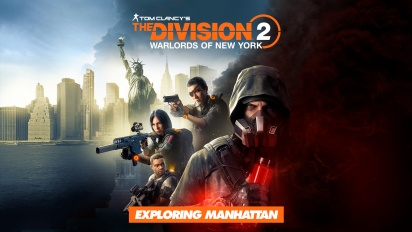 The Division 2: Warlords of New York - Utforske Manhattan (Sponset)