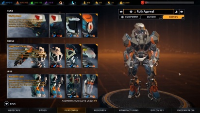 Phoenix Point - Blood and Titanium DLC