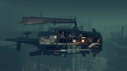 Far: Changing Tides - Gamescom 2021 Trailer